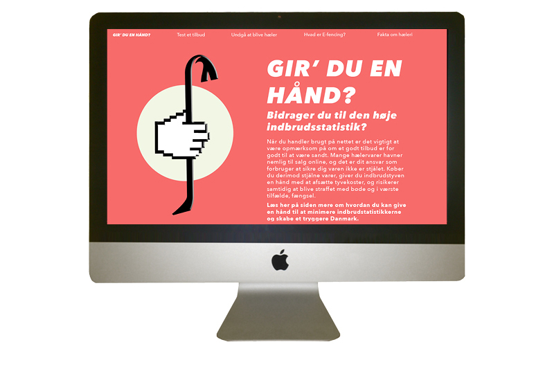 Campaign about E-fencing