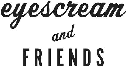 Brand Logo eyescream and friends